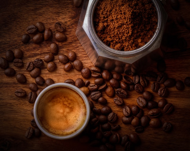 Infographics   Your Coffee from Bean to Cup