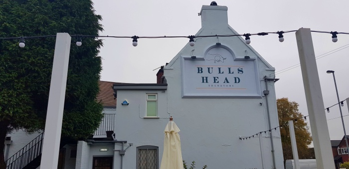 What I Ate Wednesday | Family Meal at the Bull's Head in Shenstone