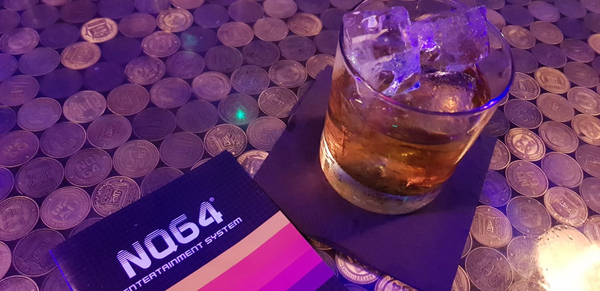 NQ64 – Birmingham | Retro Gaming Arcade Bar Review