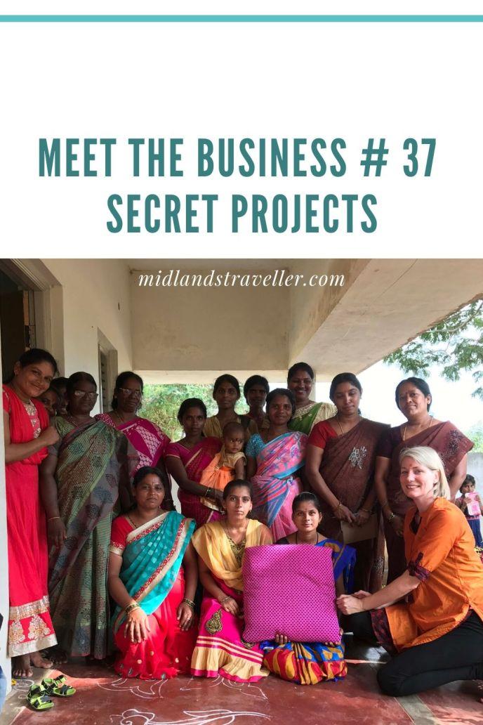 Meet the Business # 37 _ Secret Projects