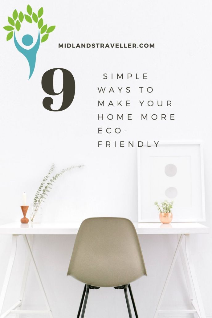 Simple Ways to Make Your Home More Eco-Friendly