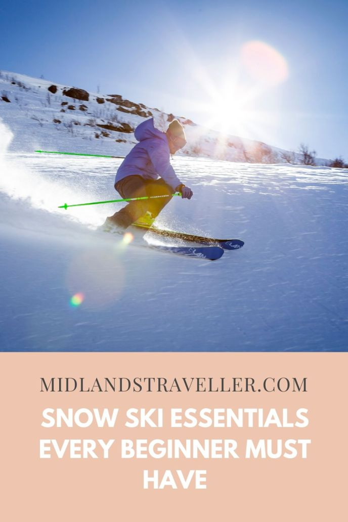 Snow Ski Essentials Every Beginner Must Have (1)
