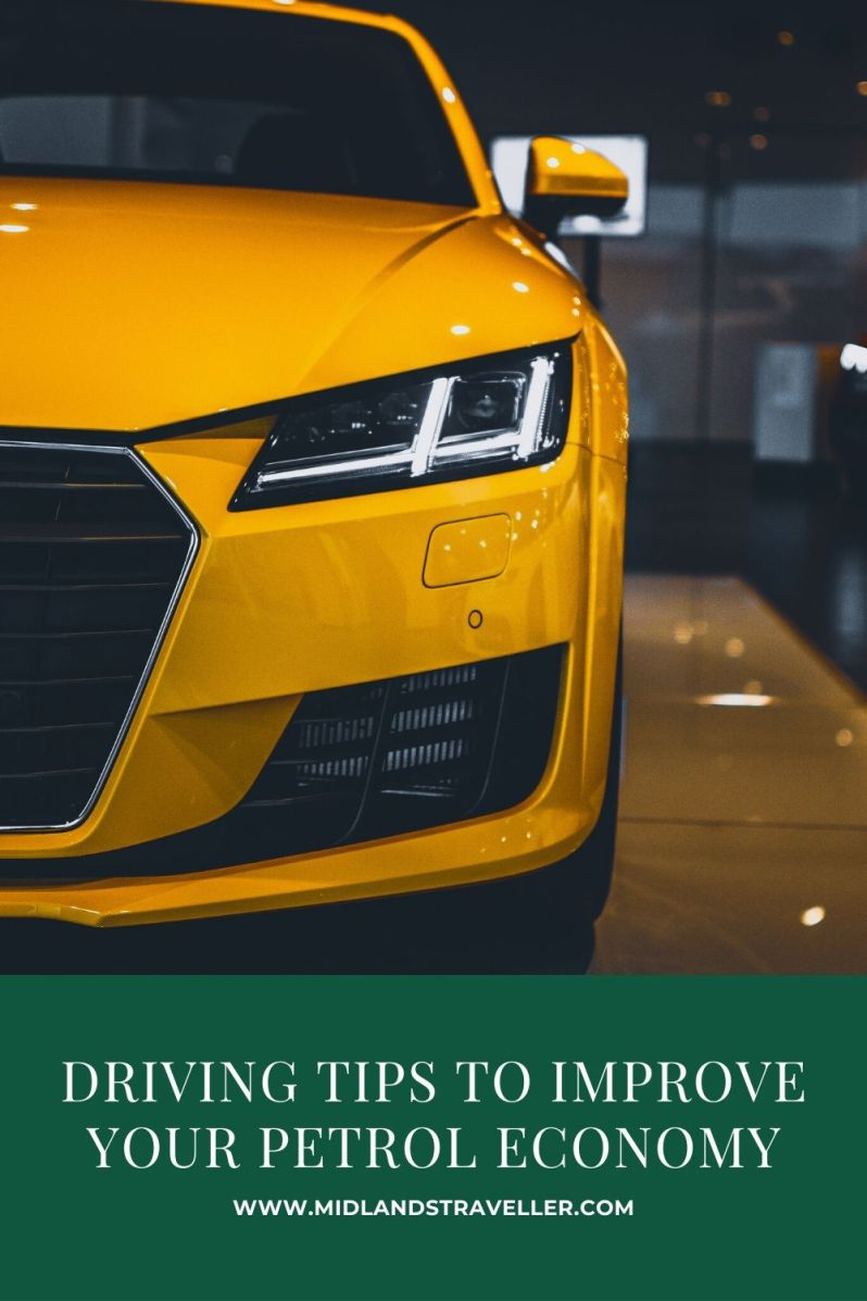 Driving Tips to Improve Your Petrol Economy