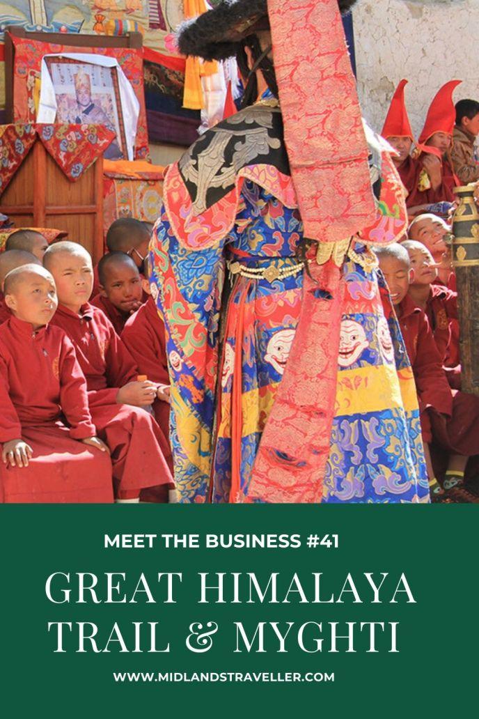 Great Himalaya Trail & MyGHTi