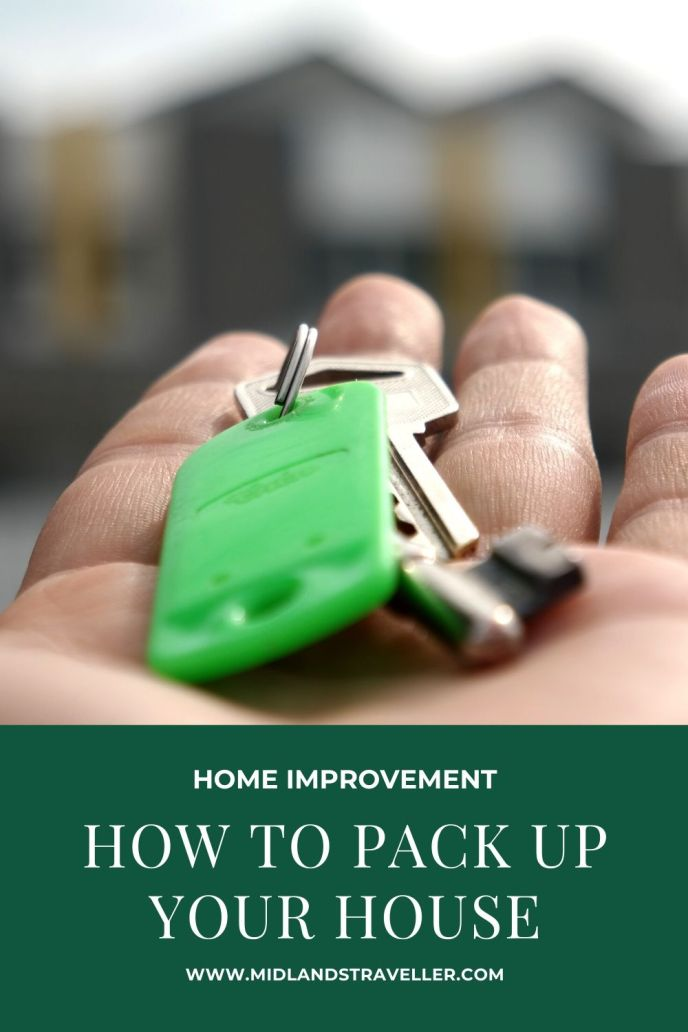 How to Pack Up Your House