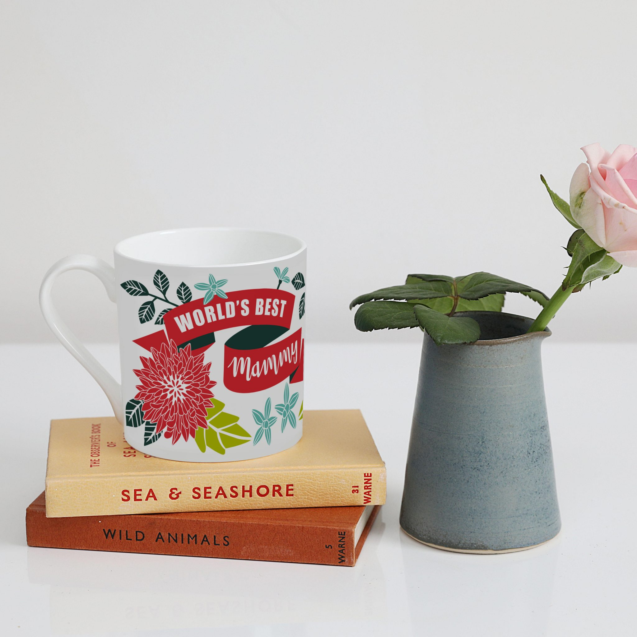Win a World's Best Mammy China Mug by For the Love of the North - Midlands traveller