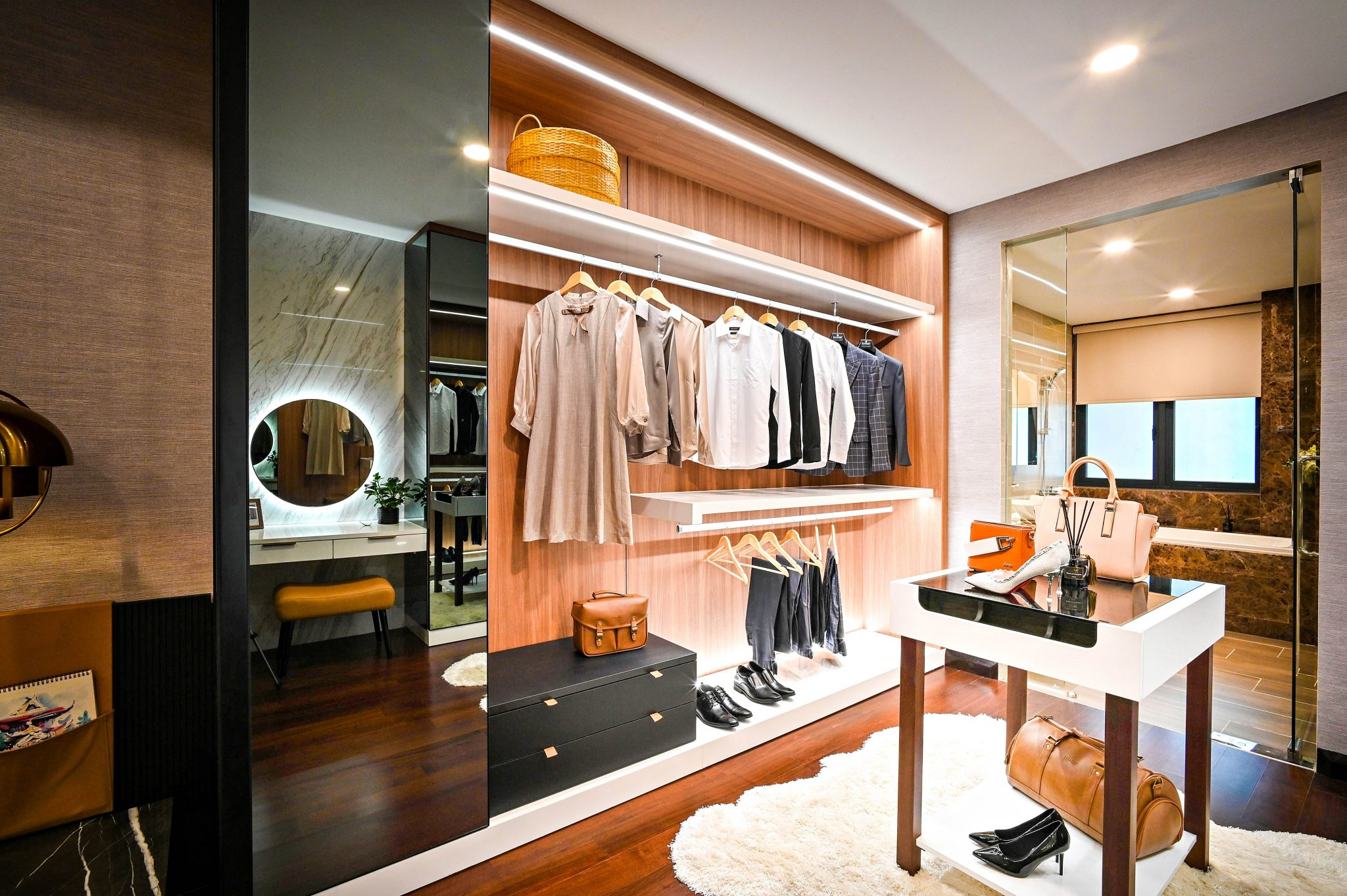 How to Choose the Perfect Wardrobes -