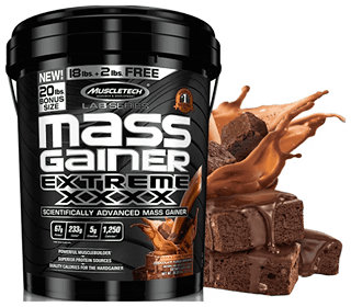 Muscletech Mass gainer extreme 9.17kg chocolate
