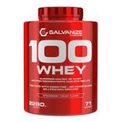 Galvanize - 100 Whey 900g, 2.2kg