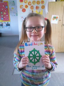 1st class M Aisling world religion day (9)
