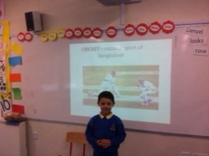 Senior infants M Elaine world religion day (3)