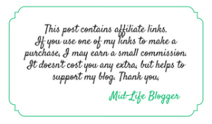 Affiliate Links - Mid-Life Blogger