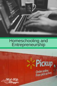 Homeschooling and Entrepreneurship