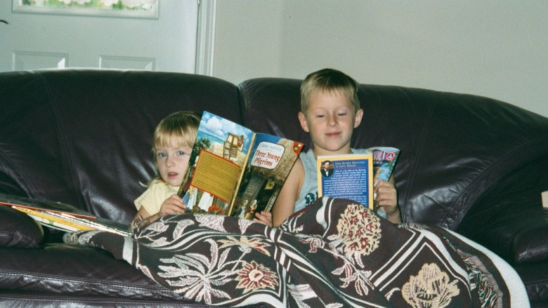 The Birth of Curren Christian Academy ~ How Our Family Began Homeschooling