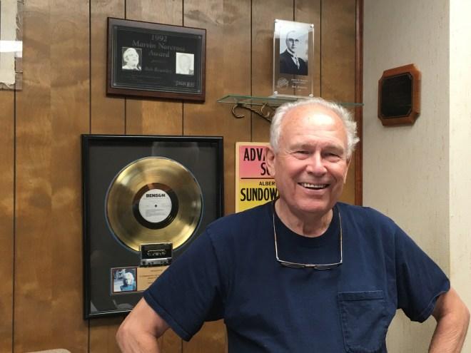 Bob Brumley of Brumley Music Company