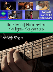 The Power of Music Festival Spotlights Songwriters