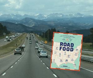 Roadfood ~ The Roadtripper's Companion