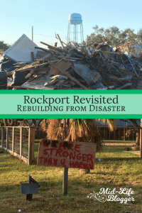 Rockport Revisited ~ Rebuilding from Disaster