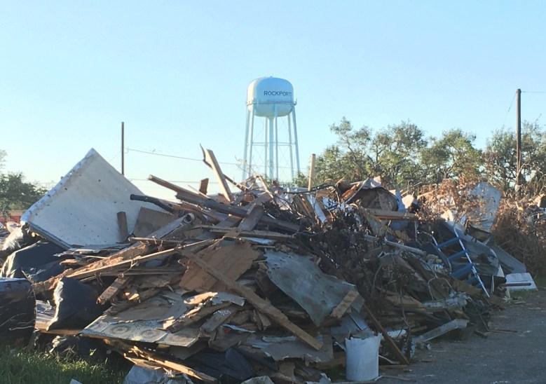 Rockport Revisited ~ Rebuilding from Disaster