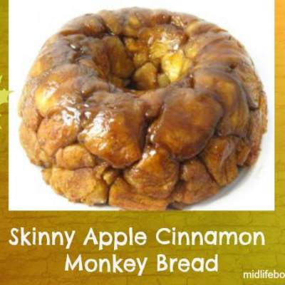 monkey bread, weight watchers recipe, weight watchers points, weight watchers monkey break, skinny kitchen, healthy eating, midlife, midlife women, featured