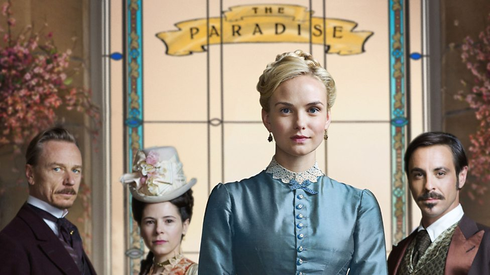 The BBC show The Paradise is available on Netflix. shows like Downton Abbey you can watch on Netflix.