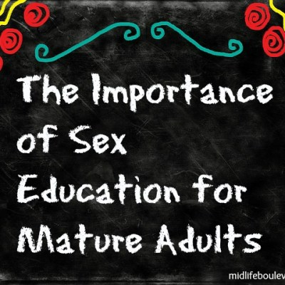 The Importance of Sex Education for women Over 50
