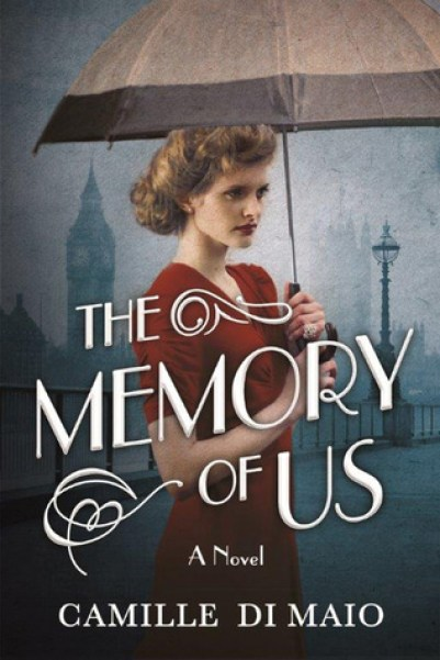 book review of Camille Di Maio's The Memory of Us