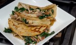 Smoky Chicken and Spinach Quesadilla Recipe