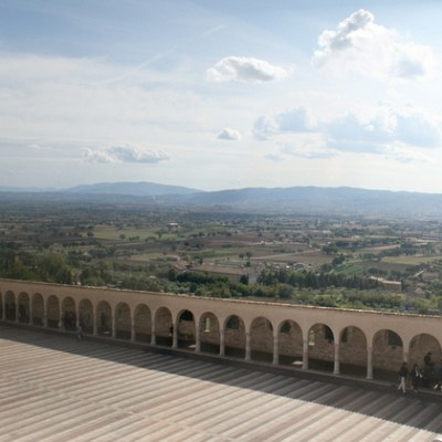 Travel With Friends: My Umbrian Holiday