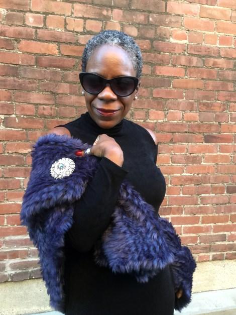 Style columnist Glenda K Harrison