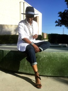 A white blouse doesn't have to be ordinary. Fashion over fifty
