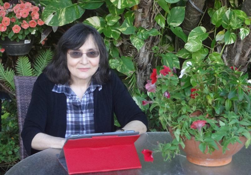 Suzanne Fluhr, Midlife Boulevard travel editor