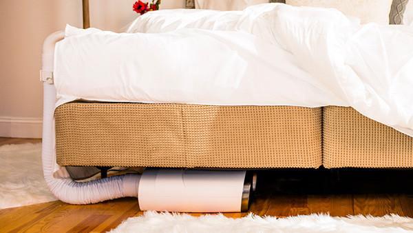 bedjet under bed