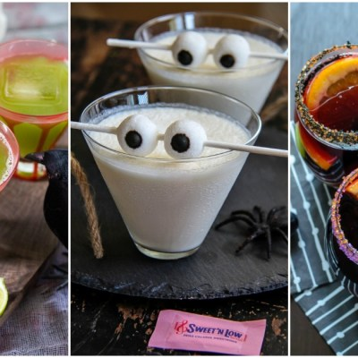 Halloween cocktail recipes for your adult Halloween party.