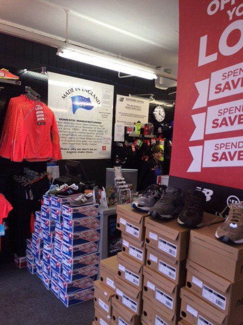 new balance outlet warrington