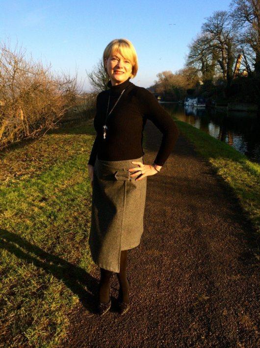 Nikki Garnett, midlifechic