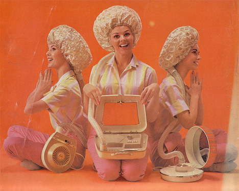 Do You Remember Bonnet Hair Dryers Midlife Crisis Hawaii