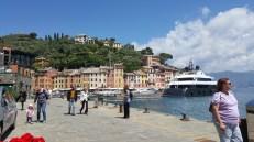 Picnic lunch at Portofino