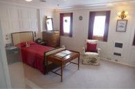 Prince Philip's bedroom