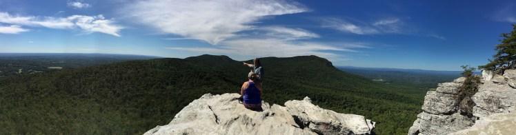 Hanging Rock Panorama