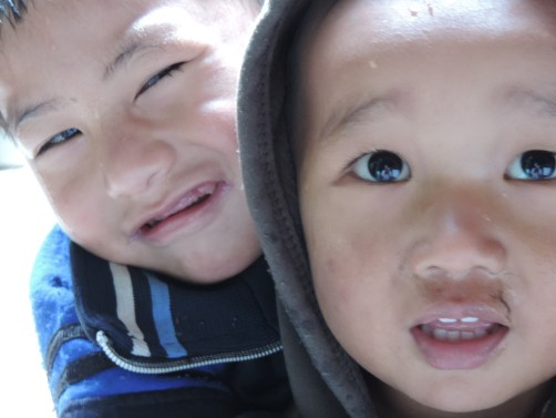 Village Kids - Nepal