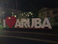We love Aruba