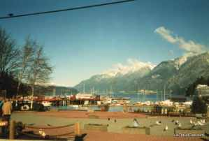 Horseshoe Bay, BC, Jan 1988