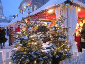 Christmas Markets, Berlin