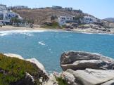 Swimming beach at Naoussa