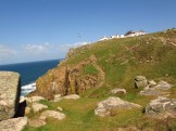 Lands End, England