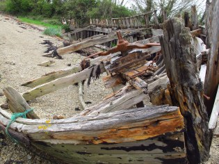 Shipwrecked!! Saltmills, Ireland