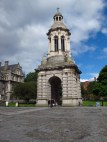 At Trinity College Dublin