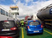 Tarbart ferry, Ireland