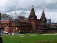 Very cool building in Glasgow